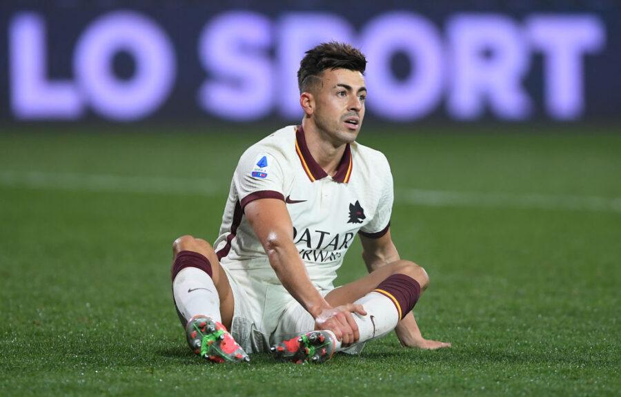 Roma, El Shaarawy frena: niente allenamento in gruppo alla vigilia dello United