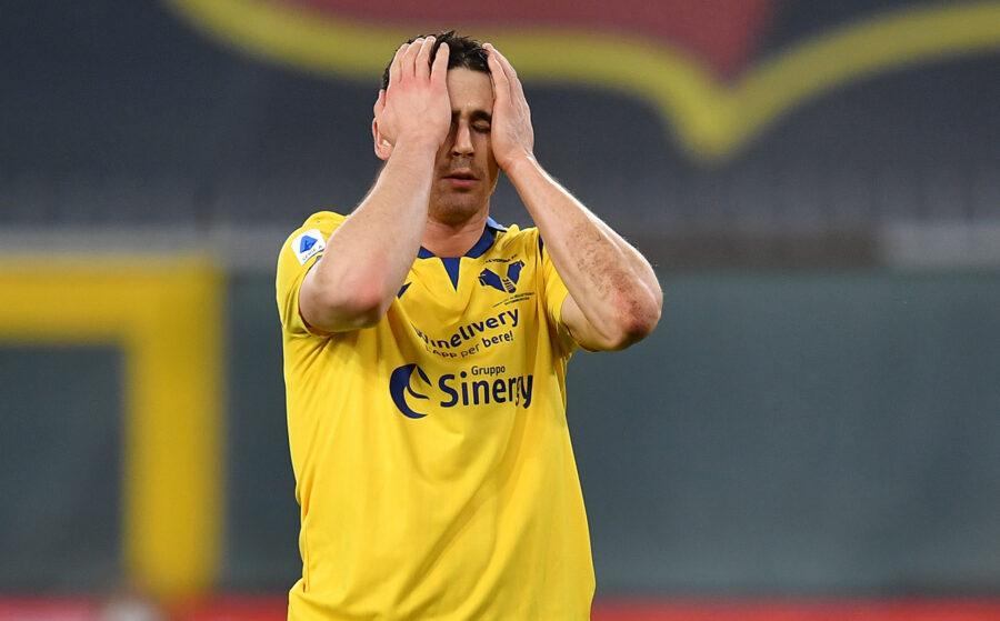 Verona, lo strano caso di Lasagna: dai gol sbagliati fino alla gestione di Juric