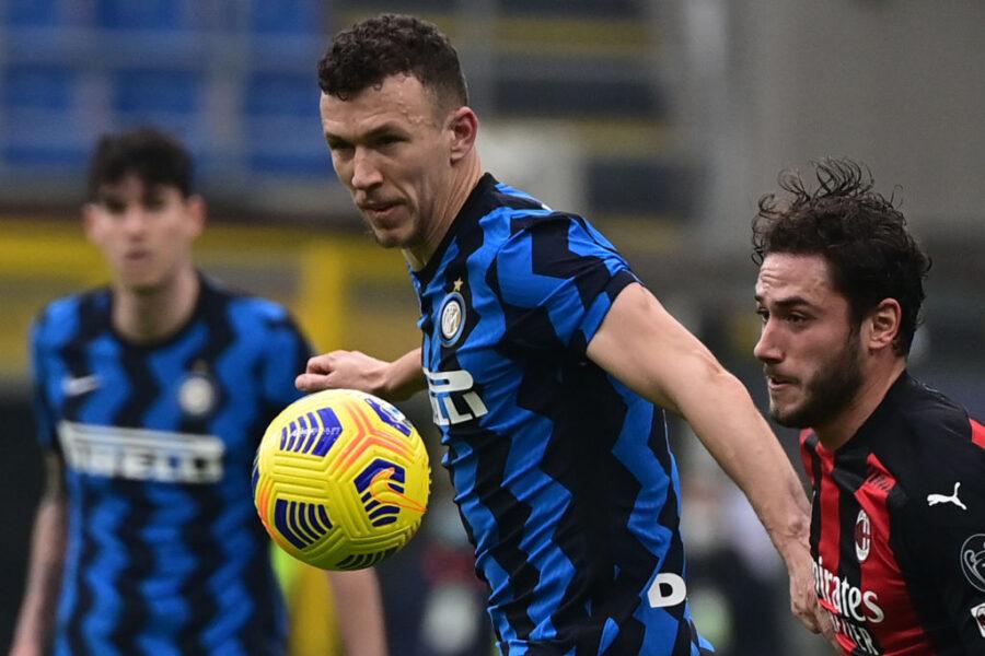 Spezia-Inter, formazioni ufficiali: c'è Perisic titolare. Agudelo torna nel tridente