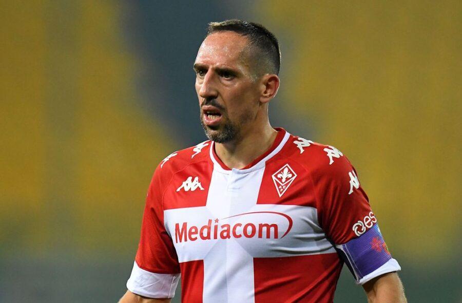 """Fiorentina, la Gazzetta: """"Lo strano caso di Ribery. Cos'è successo con la società"""""""