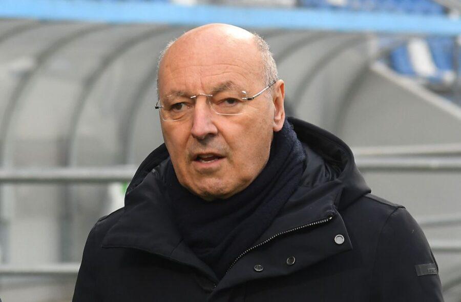 Inter, Marotta ricoverato per il Covid: condizioni in miglioramento