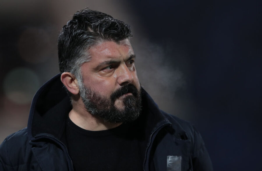 """In Spagna: """"Fiorentina, un addio è pronto se Gattuso diventasse il nuovo allenatore"""""""