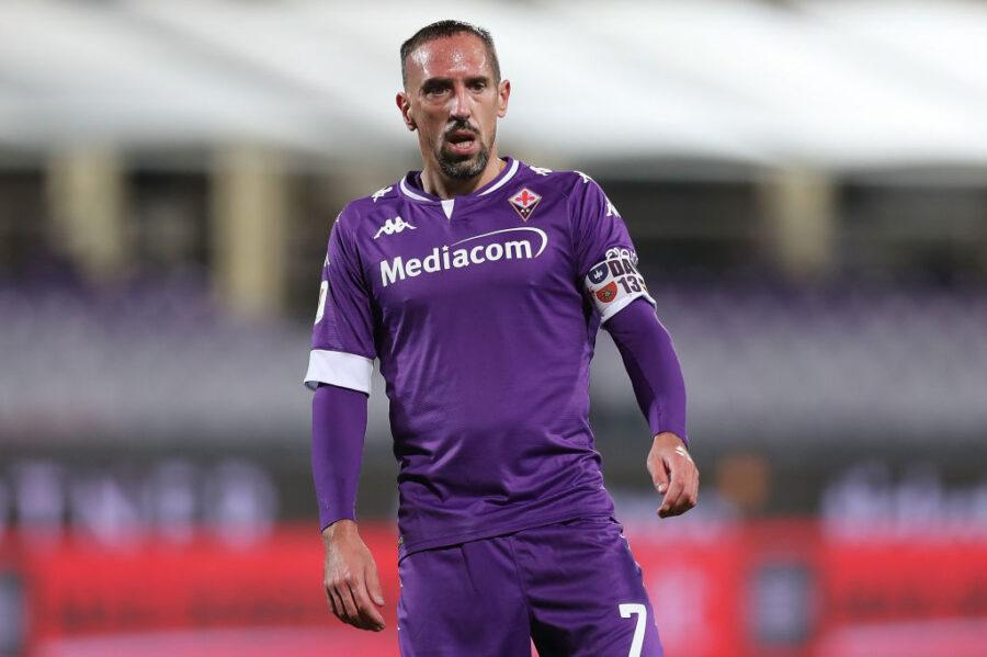 """Gazzetta: """"Ribery, un club italiano a sorpresa prova a beffare sia la Fiorentina che il Monza"""""""