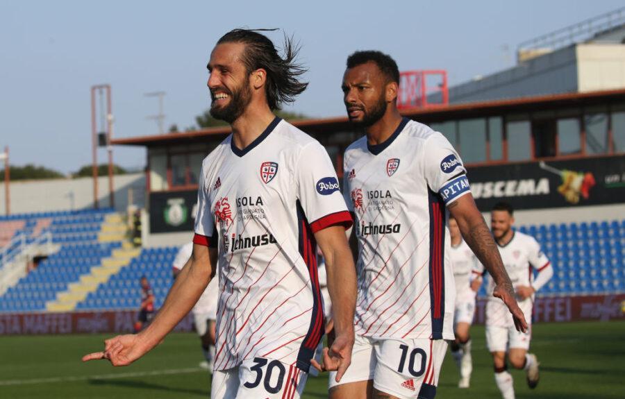 Cagliari, i favoriti in difesa e spunta Pereiro: la formazione provata senza Nainggolan