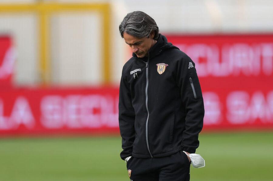Benevento, Inzaghi e le voci di un esonero: la decisione è presa, così ha scelto il club
