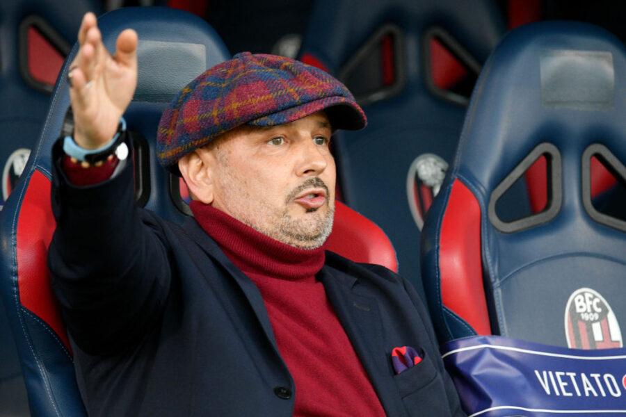 """Mihajlovic: """"Barrow non è ancora una prima punta, ma è da doppia cifra! Che Skov Olsen"""""""