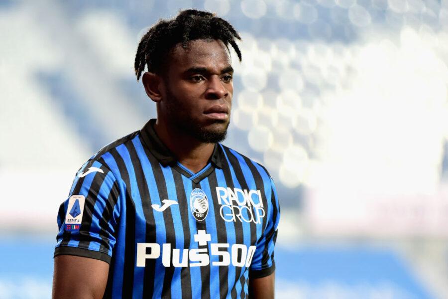 """Atalanta, la Gazzetta: """"Zapata sale da titolare. Difesa a quattro e la scelta su Muriel"""""""