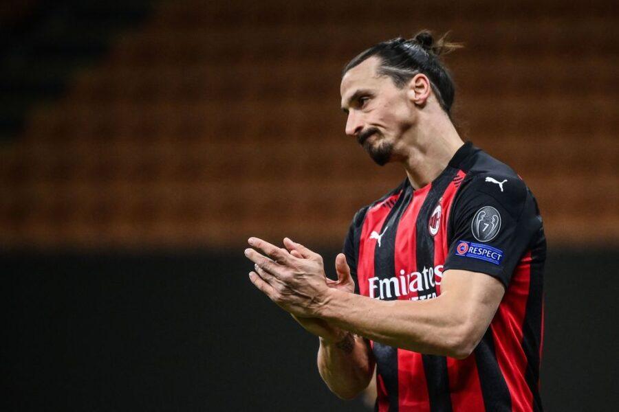 Milan, Ibrahimovic in gruppo: le sue condizioni e cosa filtra per il Benevento