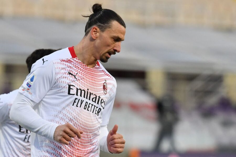 """Gazzetta: """"Ibra, decisione presa in vista del Sassuolo. E poi firmerà il contratto"""""""