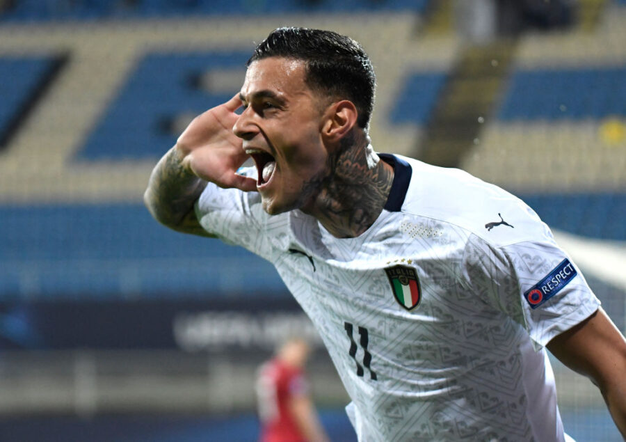 Genoa, Scamacca non si ferma più: gol in Under 21. Ora la sfida a Destro