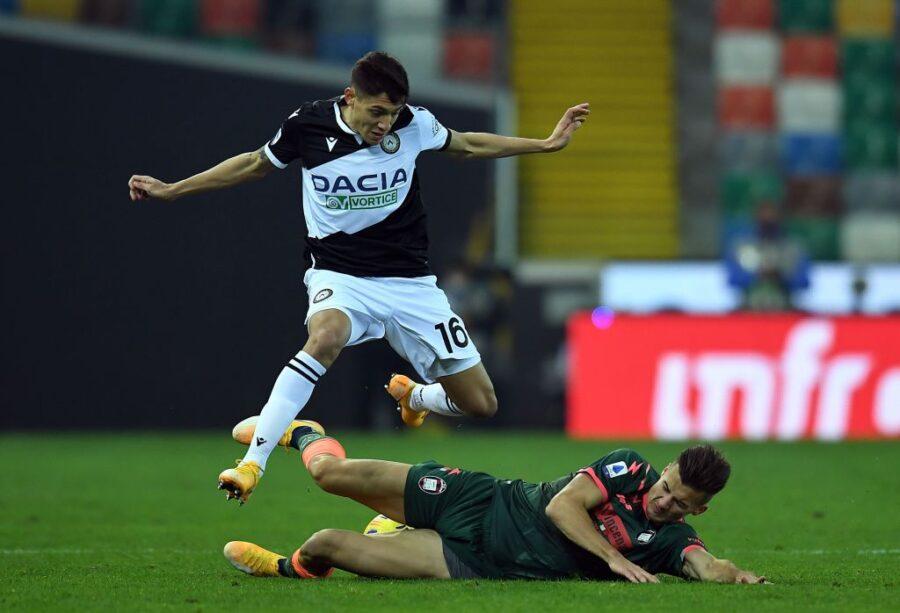Spezia-Udinese, le formazioni ufficiali: la decisione su Molina, Antiste e Deulofeu dal 1′