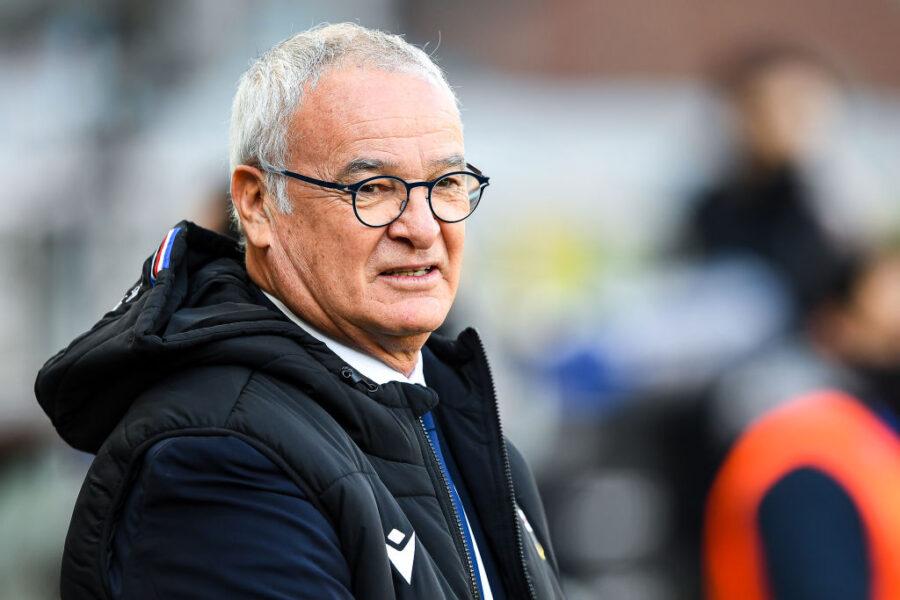 """Ranieri: """"Stanno tutti bene tranne Bereszynski, non lo porto. Vi dico quando torna Ekdal"""""""