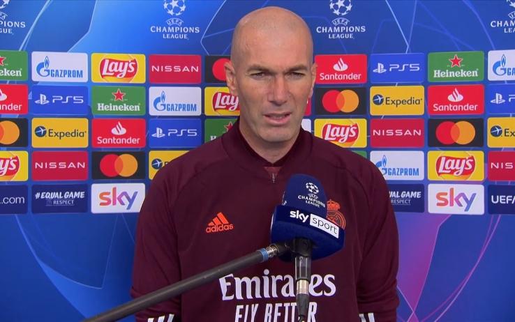 """Zidane: """"La Juve è importante per me! Io il dopo-Pirlo? Vediamo, non so: adesso…"""""""