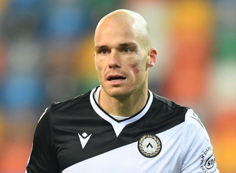 Udinese, Nuytinck torna in gruppo: le sensazioni verso il Crotone
