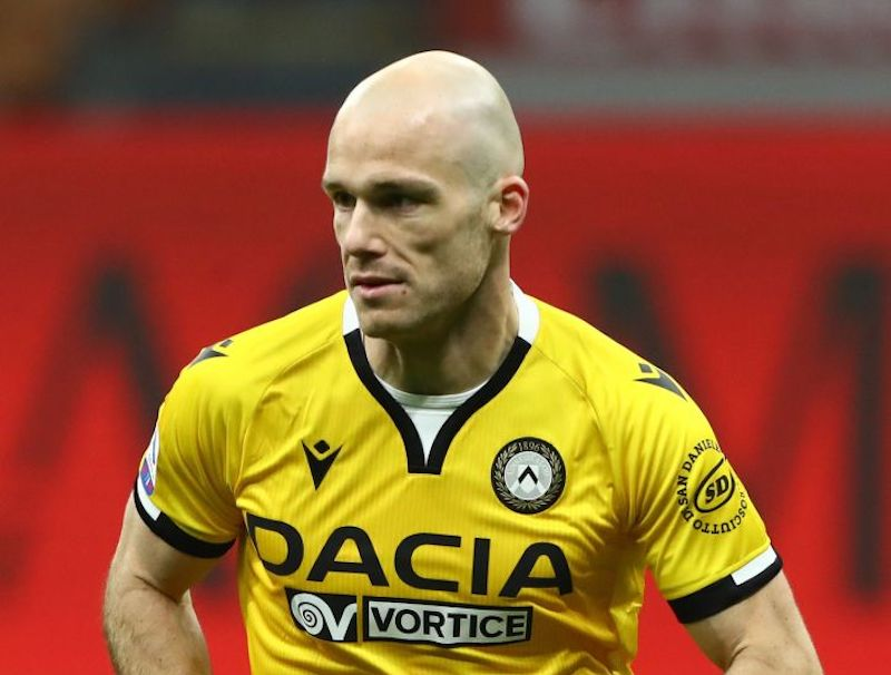 Udinese, stop Nuytinck verso il Torino: infortunio muscolare e subito esami