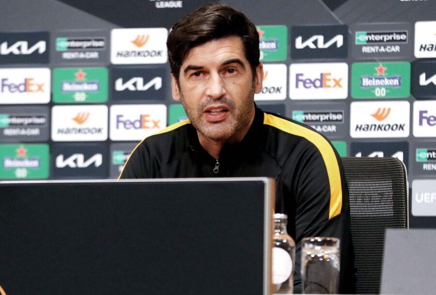"""Fonseca: """"A breve recupero tutti gli infortunati! Le condizioni di Mkhitaryan e Veretout"""""""