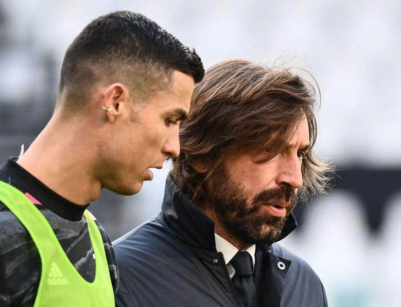 "Pirlo: ""Ci sono Buffon e Ronaldo, la scelta su Dybala! Chiesa out, Morata e Kulusevski…"""