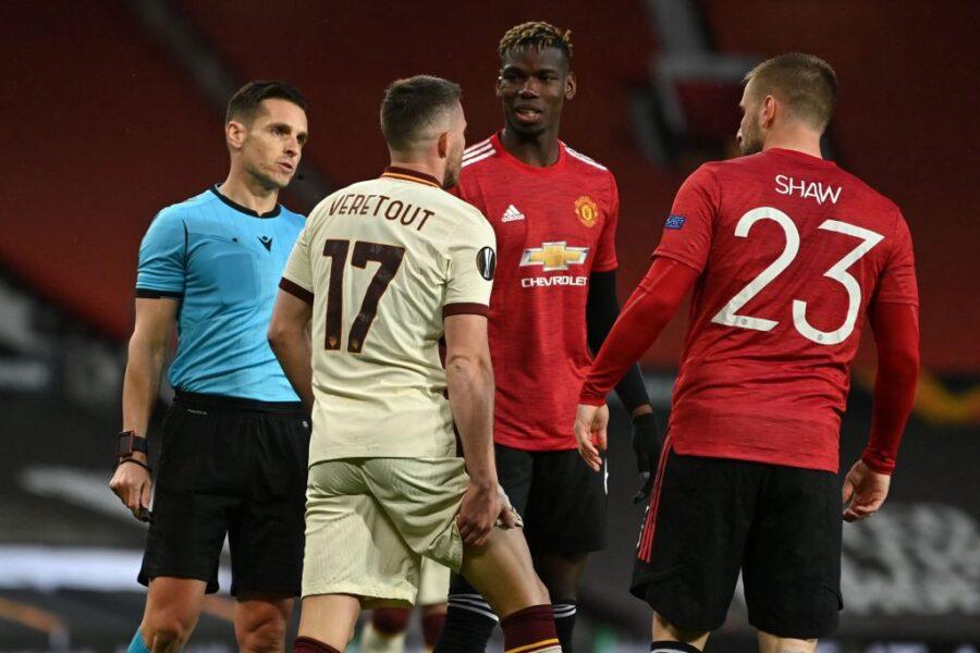 ULTIM'ORA – Roma, infortunio per Veretout: esce contro lo United, Roma in ansia