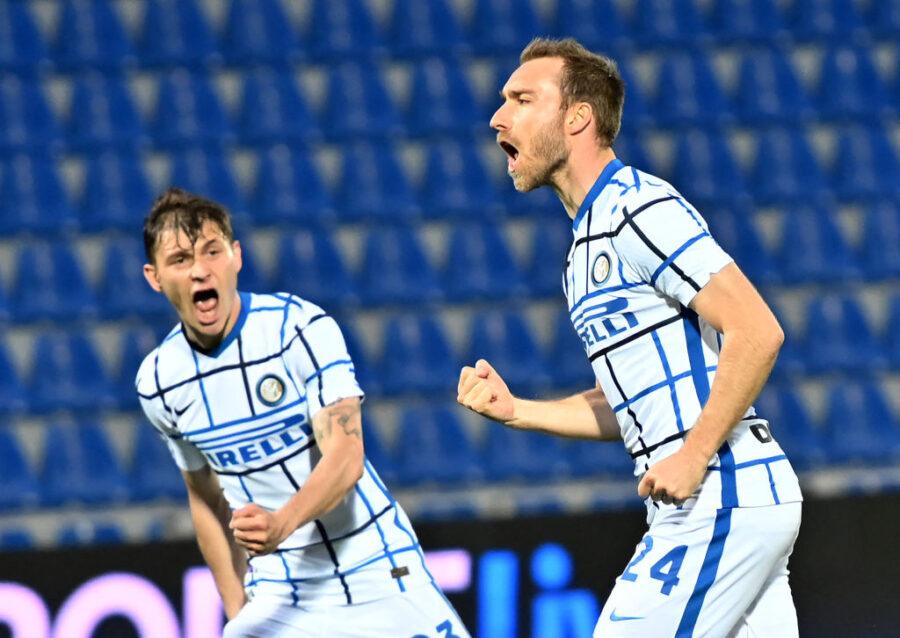 I voti ufficiali al fantacalcio: Hakimi e Barella quanto Eriksen! Solo un bocciato nell'Inter