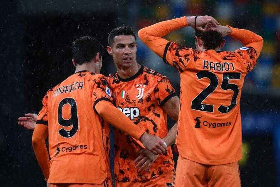 I voti ufficiali al fantacalcio: super Ronaldo, male McKennie! Nuytinck c'è, delude Dybala
