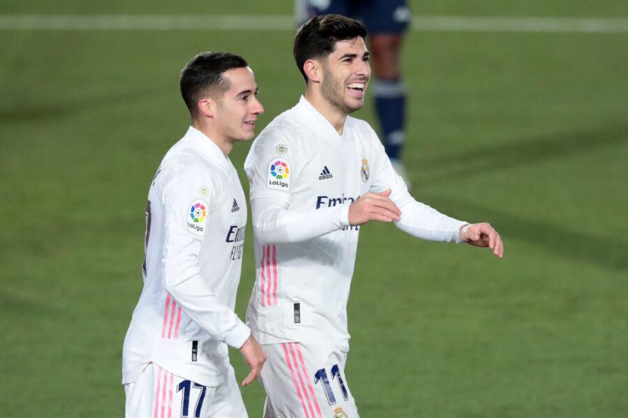 """AS: """"Lucas Vazquez accetterà una proposta dal Milan se non rinnova col Real"""""""