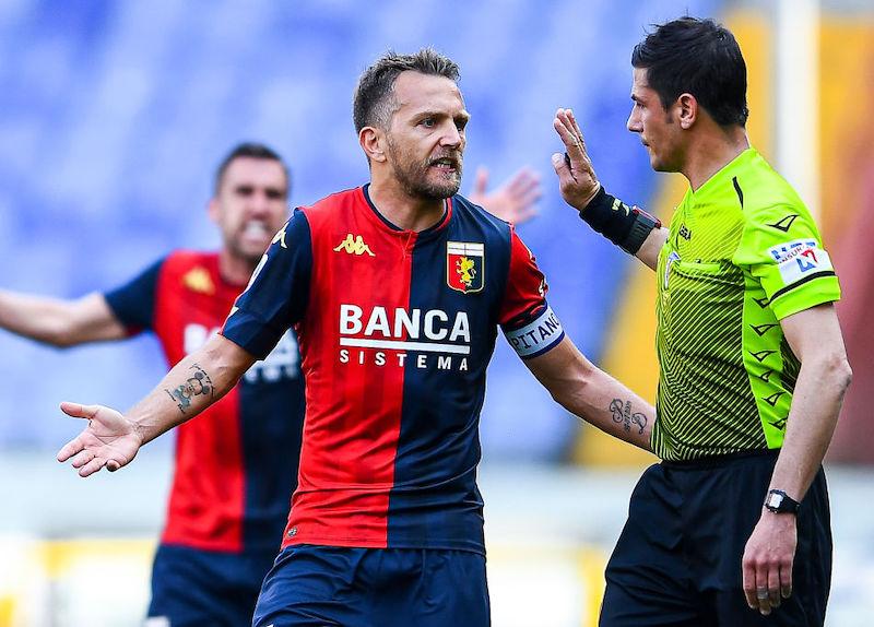 """Infortuni Genoa, Criscito: """"Presto con la squadra"""". Le ultime sul rientro di Destro"""