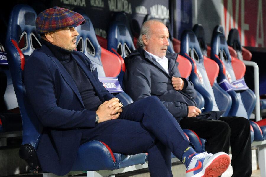 """Sabatini: """"Nel Bologna c'è la sorpresa del calcio europeo: carriera sfavillante come Bruno Fernandes"""""""