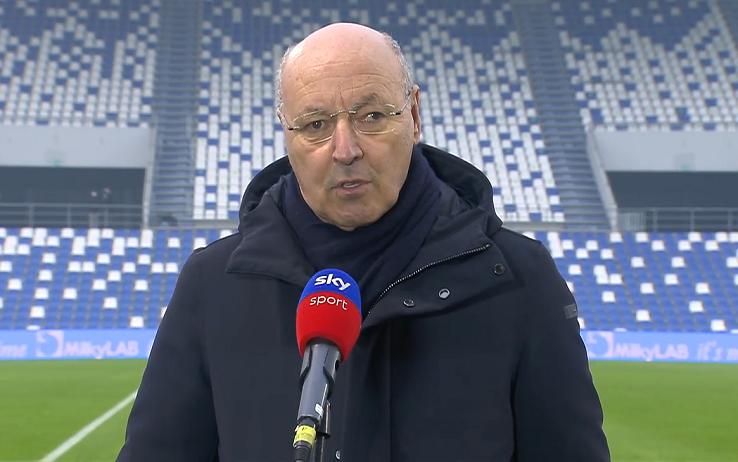 """Marotta: """"Stipendi, costi ridotti ma non solo: parleremo ai giocatori! E per de Paul all'Inter…"""""""
