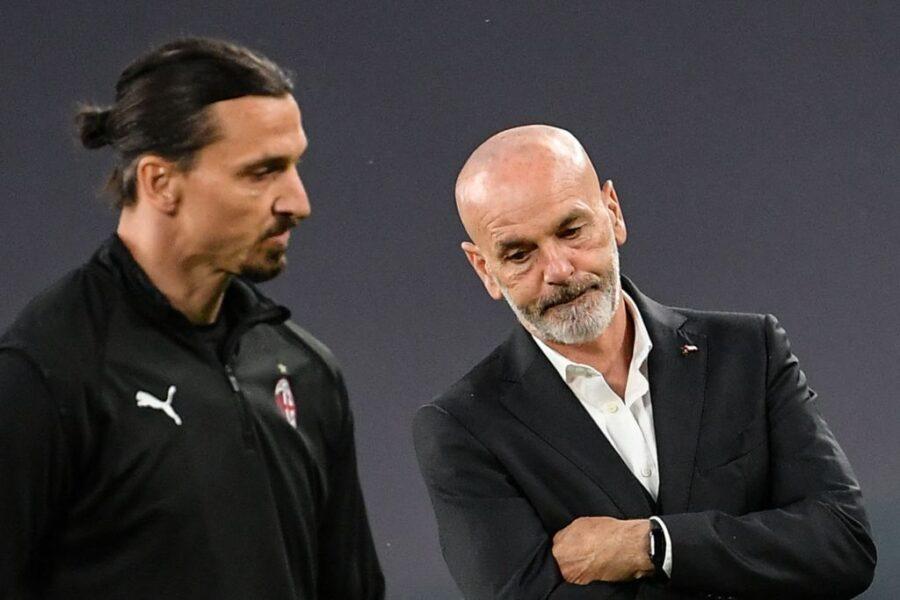 """Gazzetta: """"Ibra ancora in dubbio, il tendine non dà il via libera. E il rientro di Giroud…"""""""