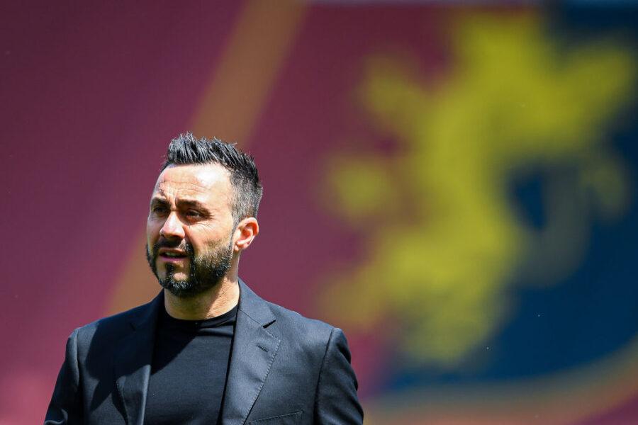 """Ds Shakhtar: """"Abbiamo preso De Zerbi ma c'era questo allenatore di Serie A in lista"""""""