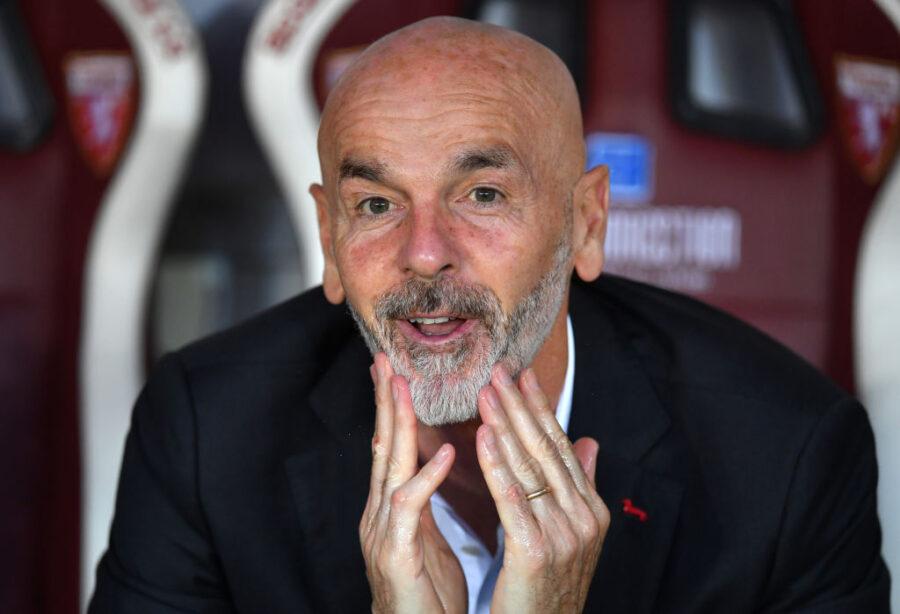 """Pioli: """"Ora dobbiamo giocare la Champions per tanti anni. Sogno di vincere un trofeo al Milan"""""""