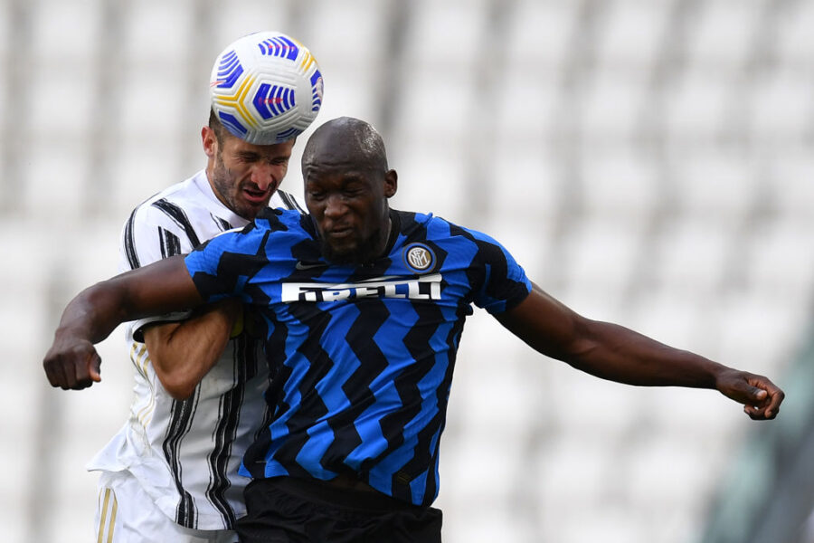 Lega Calcio, nessun dubbio per l'autogol di Chiellini contro l'Inter
