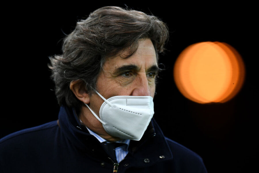 """Cairo: """"Pronto l'incontro con mister Nicola. Belotti e il contratto? Ora il nostro ds…"""""""