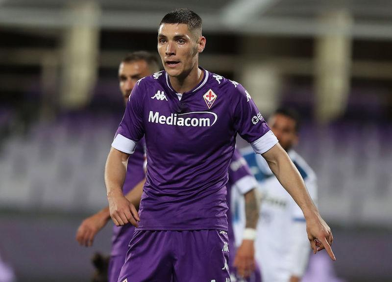 Milenkovic fuori con la Serbia: piccolo problema fisico che non preoccupa la Fiorentina