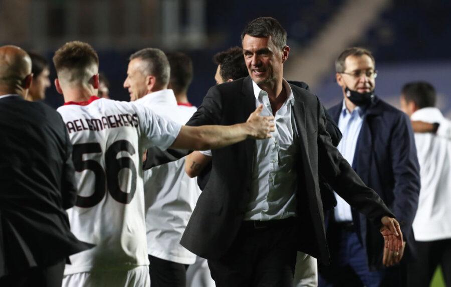 """Maldini: """"Donnarumma uno dei più felici, non ho mai detto bugie. Pioli mai in dubbio"""""""