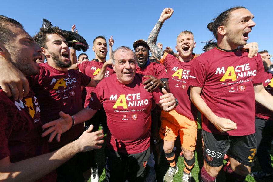 La Salernitana vince 6-0 contro il Foligno: ecco le prime prove di Castori