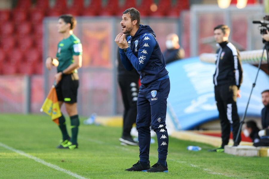 Samp, novità per la panchina: ora l'Empoli ha chiesto un giocatore per liberare Dionisi