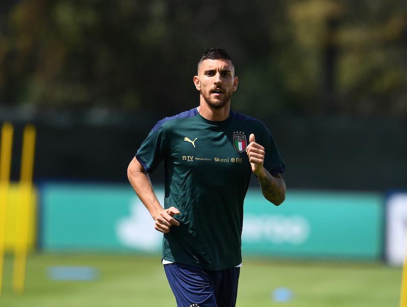 UFFICIALE – Infortunio Pellegrini, la Figc chiede alla Uefa il cambio: pronto Castrovilli