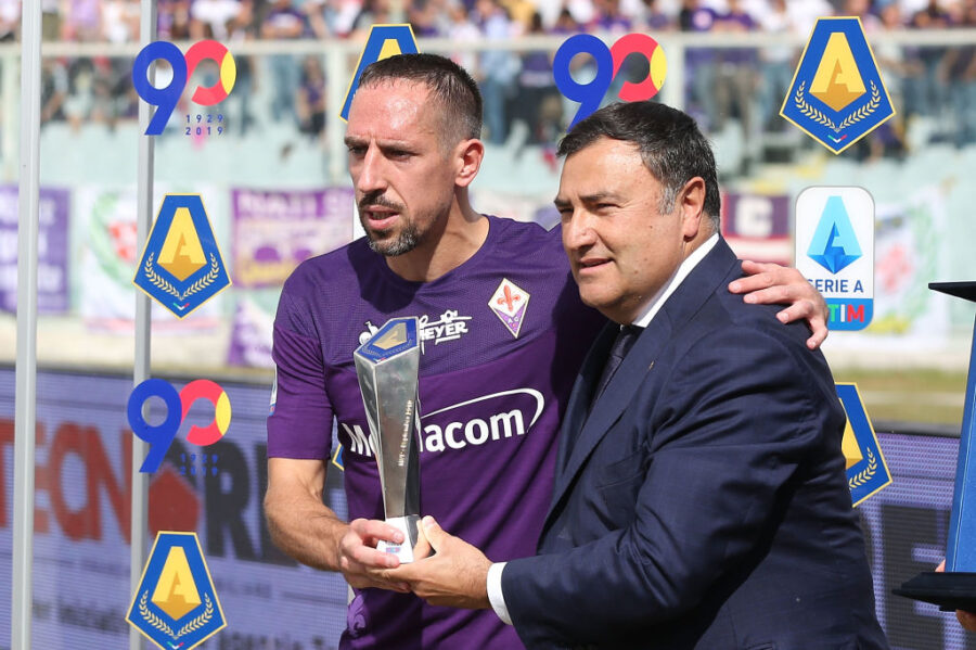 "Fiorentina, Barone: ""Milenkovic, valutiamo offerte! Oliveira e i rinnovi di Vlahovic e Ribery…"""