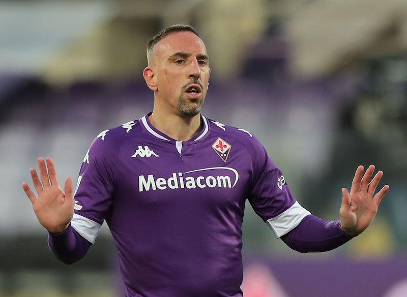 Sampdoria, nuovi contatti per l'idea Ribery: vuole rimanere in Serie A