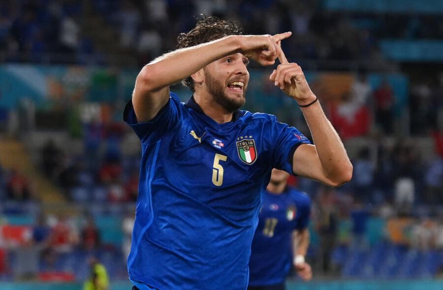 Italia, la formazione ufficiale contro l'Austria: la scelta su Locatelli, gioca Acerbi