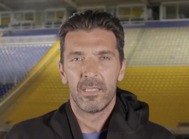 """Buffon: """"Chiesa imbarazzante, non me lo aspettavo! Voglio il Mondiale e so che Donnarumma…"""""""