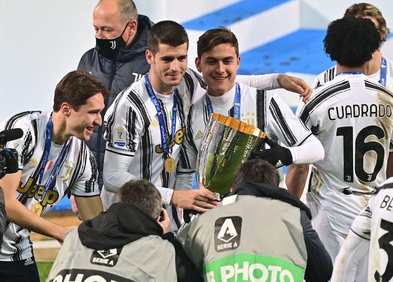 Dybala lavora ancora a parte, novità su Morata: le ultime verso Juventus-Roma