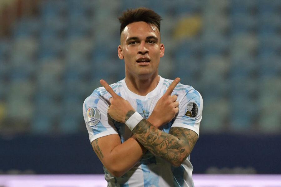 """Inter, Sky: """"Lautaro al sorpasso: è il titolare di oggi, Dimarco dal primo minuto"""""""
