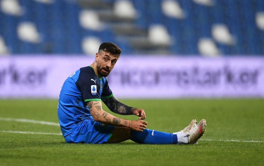 Sampdoria, gol di Caputo nel 3-1 alla Ternana: provato il 4-4-2, c'è anche Quagliarella