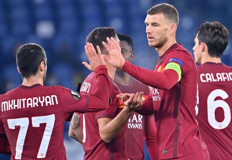 Svolta Dzeko con Mourinho, i segnali di Zaniolo e Mkhitaryan: Roma, confermato il 4-2-3-1