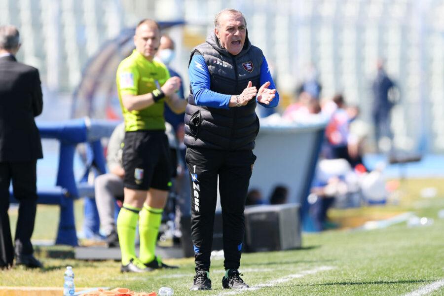 Salernitana, 3-2 con la Samb: arriva la doppietta su rigore di Schiavone