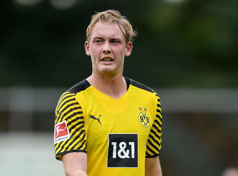 """Rumors su Lazio e Milan, parla Brandt: """"Fa piacere, ma non credo lascerò Dortmund"""""""