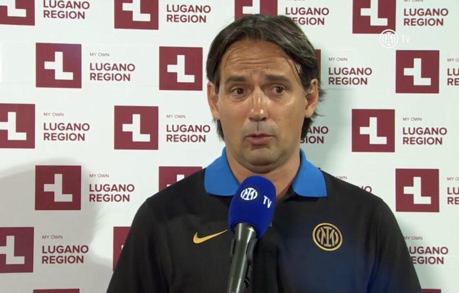 """Inzaghi: """"Calhanoglu mezzala, preso per questo. Satriano è molto interessante"""""""
