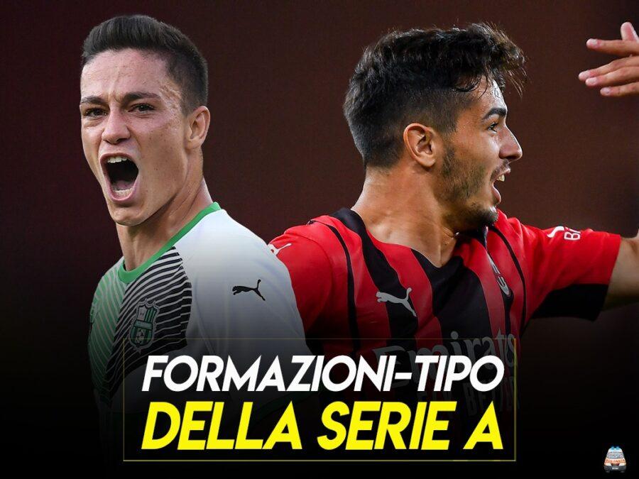 Oggi giocherebbero così: ecco tutte le formazioni-tipo di Serie A con le novità